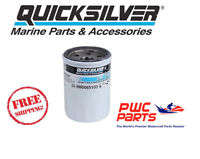 Quicksilver Mercury Oil Filter Many 1998+ 75-115hp 4-stroke Outboard 8m0065103
