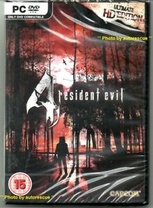 Resident-EVIL-4-HD-Ultimate-034-NUOVO-E-SIGILLATO-034-PC-DVD