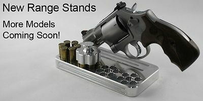 L6-357//38 Range Block 6-shot .357//.38 Speedloader Solid Billet Aluminum