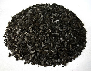 Activated charcoal (Carbon) small granules 50-100-200-400-800g 7440-44-0