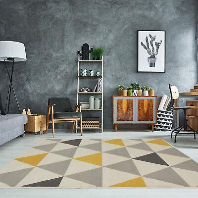 Rugs Carpets Popular Cream Grey Ochre Moroccan Trellis Living Room Bedroom Scandi Area Rug Home Furniture Diy Breadcrumbs Ie