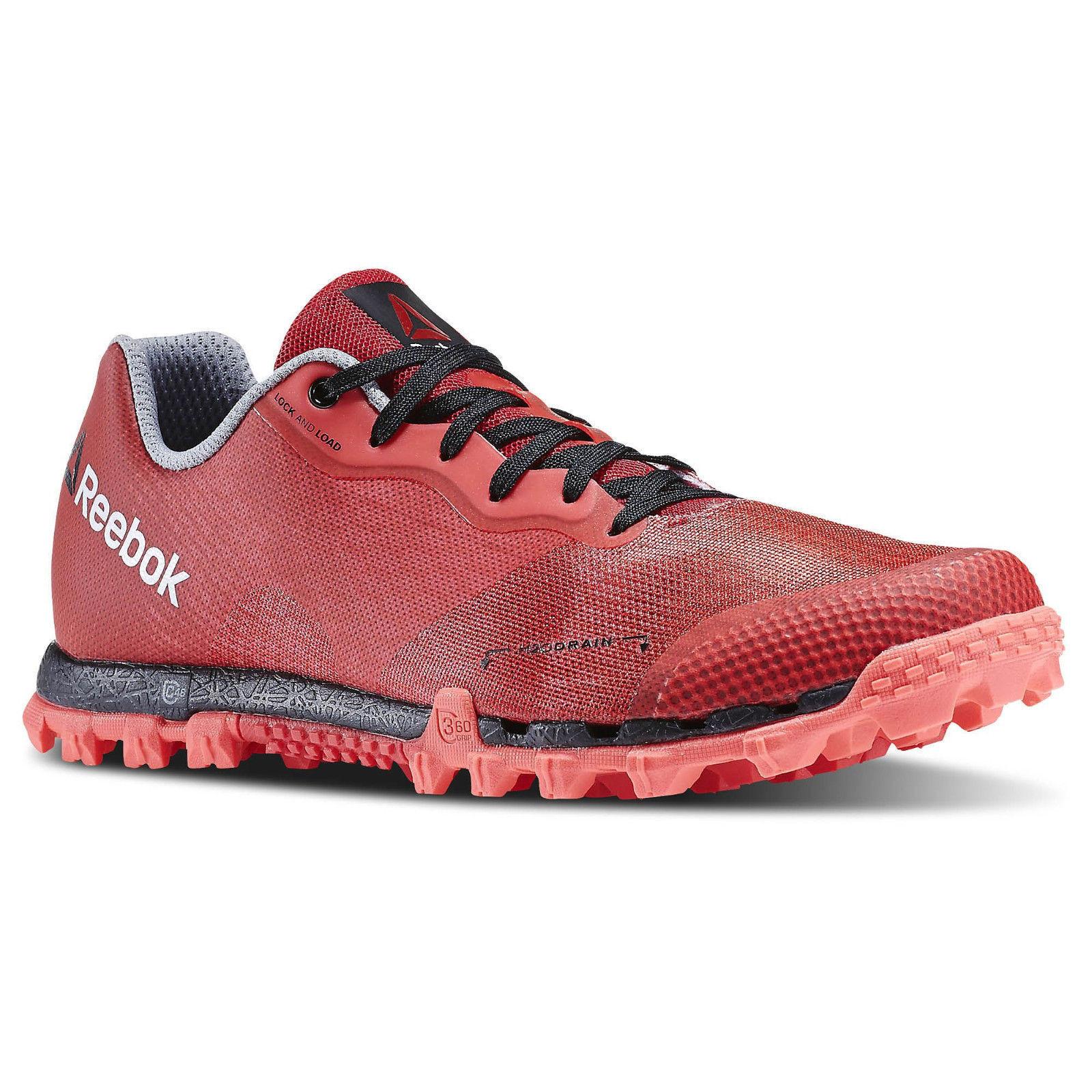 New Women's REEBOK Crossfit All Terrain Super 2.0 - V65912 Red Training Sneaker