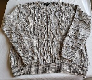 Croft /& Barrow NEW Men/'s Multi-Color Crewneck Sweater MSRP $55