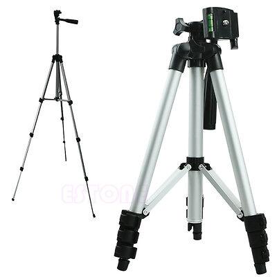 Aluminium Camera Monopod Tripod Stand For Nikon Canon Cameras Camcorder /Bag New