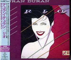 DURAN-DURAN-RIO-DELUXE-EDITION-JAPAN-CD-F56
