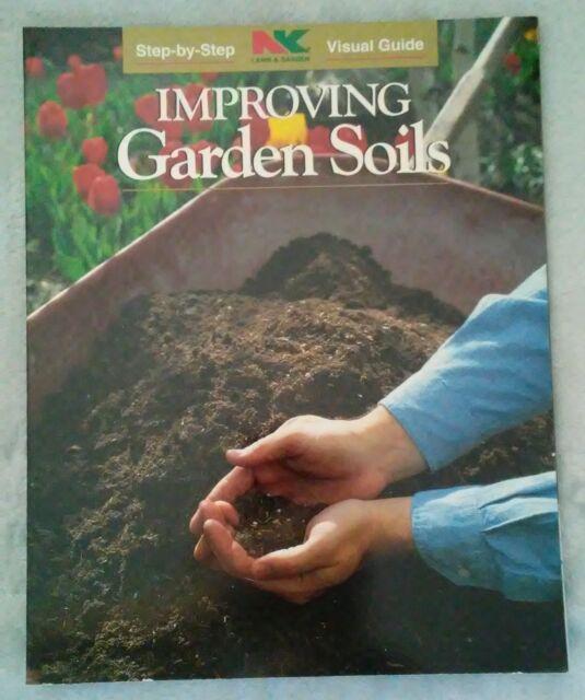 Step-by-Step Visual Guide: Improving Garden Soils by K. Nkansa-Kyeremateng 1991