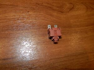 HONGFA KAN-L1 A250VAC Power Switch for Hoover UH74100 UH72400 FH52000 760454001
