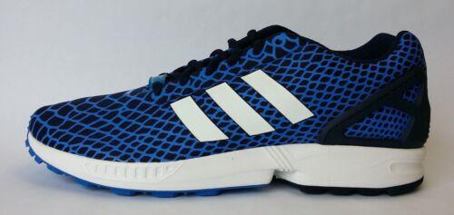 b24932 adidas zx flusso techfit mens scarpe adidasblurir conavy