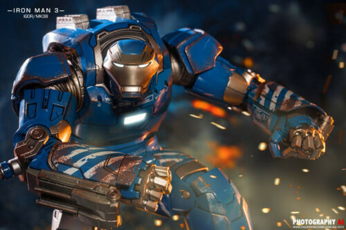 "Comicave 1//12 Iron Man Mark 38 MK38 Figure Model Action 8/"" Body Display"