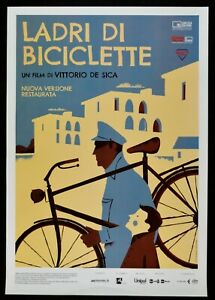 Werbeplakat-Stromdiebe-Von-Fahrraedern-Vittorio-De-Sica-Sergio-Loewe-Filmarchiv