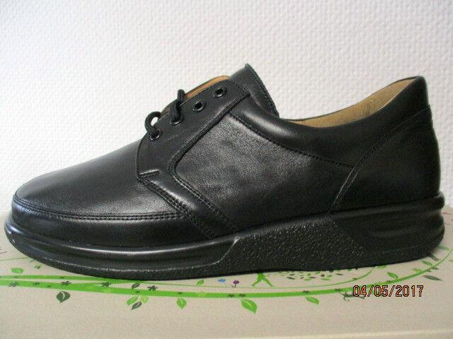 Ganter Kurt K Vario 25 sensible Messieurs Voilure Calf-cuir 25 Vario 6701 Noir (HA) ef6591