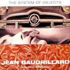 The System of Objects by Jean Baudrillard (Paperback, 1996)
