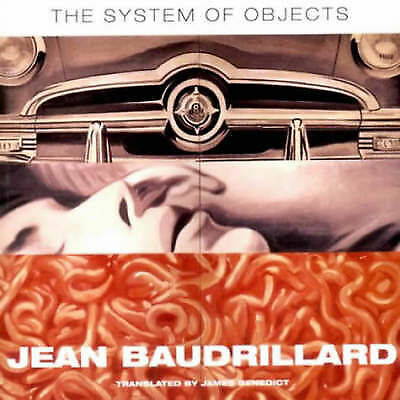 The System of Objects (Latin American and Iberian Studies Series)-ExLibrary