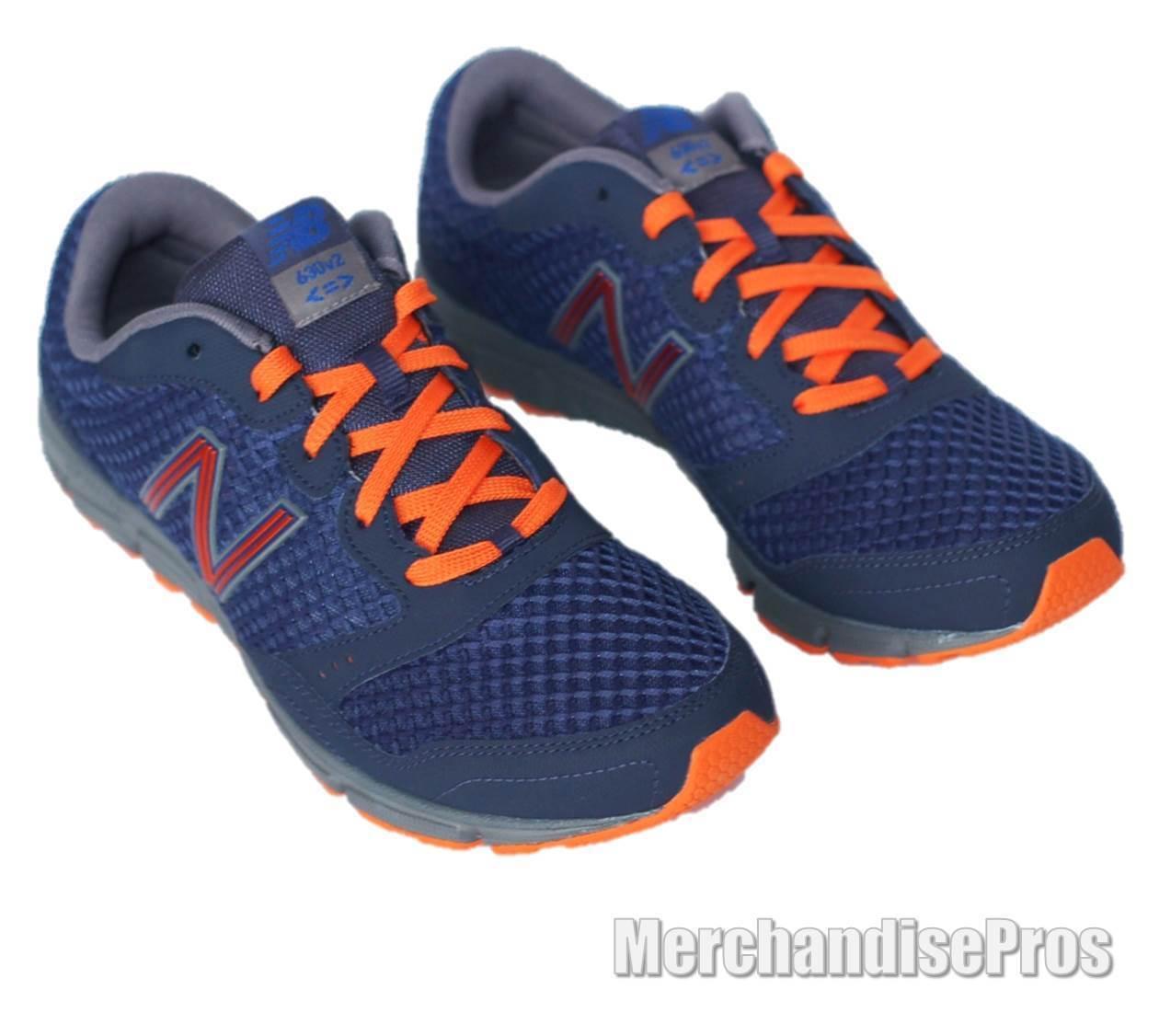 Herren M630RY2 NEW BALANCE RUNNING Schuhe M630RY2 Herren Blau/Orange 10D MEDIUM  NEW 5a6c97