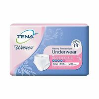 Tena Incontinence Underwear For Women Protective Small/medium 1... Free Shipping