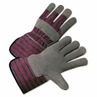 Anchor Brand 2000 Series Leather-palm Gloves, 4 1/2in Cuff, Large - Anr2150 on Sale