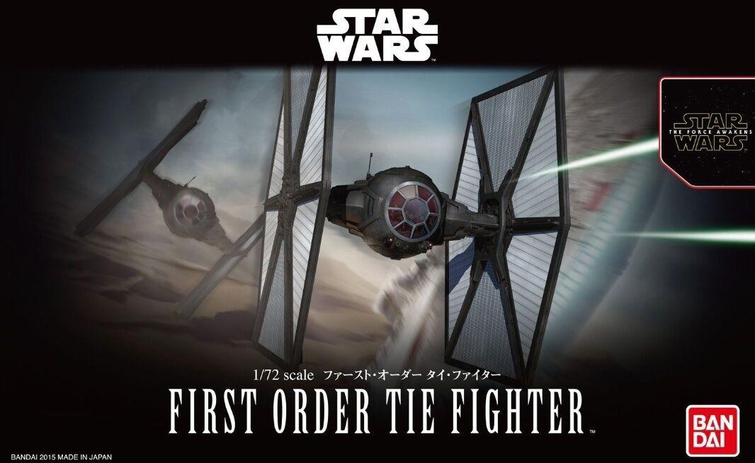 Star Star Star Wars Y-Wing Starfighter AT-ST Model Kit Bandai Boba Fett Tie Fighter X-WING e88ea1