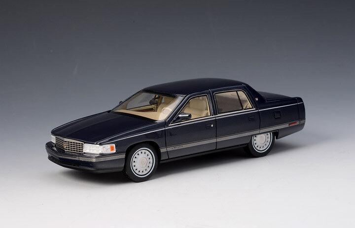 Glm 43100601 Cadillac Berline Deville 1994 en Bleu  Métal en 1 43  haute qualité
