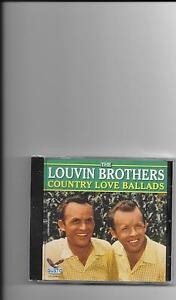 THE-LOUVIN-BROTHERS-CD-034-COUNTRY-LOVE-BALLADS-034-NEW-SEALED