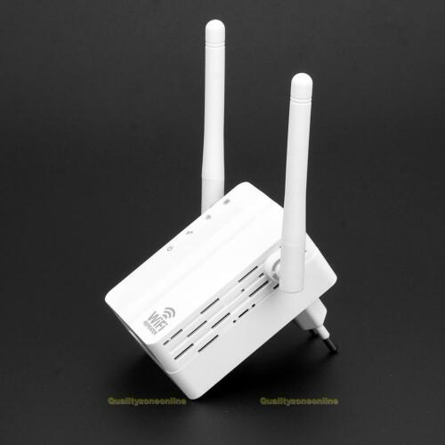300Mbps Wireless Router Amplifier Booster WiFi Repeater Signal Range Extender