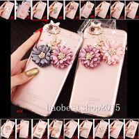 DIY Glitter Luxury Bling Diamonds Soft TPU Gel back Case skin Cover for ASUS 2