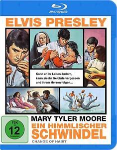 Change-of-Habit-Elvis-Presley-Bluray-region-B-new-sealed-Preorder