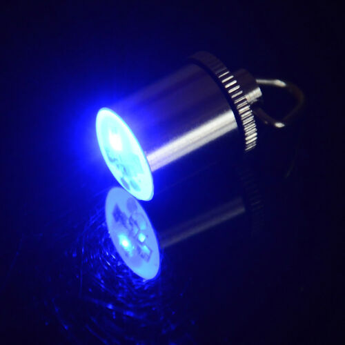 Mini LED Light Flashing Lamp Underwater Deep Drop Fishing Squid Fish Lure TPI