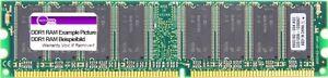 512MB-DDR1-Ram-400MHz-PC3200-184PIN-Dimm-Nonecc-Memoire-Ordinateur-Memoire-Vive