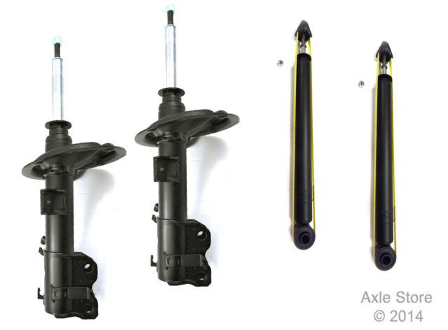 4 New Shocks Struts Full Set Fit Scion Xa Xb Ltd Lifetime Warranty Free Shipping