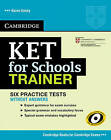 KET for Schools Trainer Six Practice Tests Without Answers by Karen Saxby (Paperback, 2010)