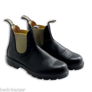 DUCATI-by-Blundstone-Scrambler-halbhoher-Stiefel-Schuhe-Shoes-schwarz-NEU
