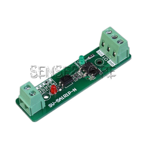 1-Channel 3.3V Relay Driver Module Photoelectric Isolation Input NPN//PNP