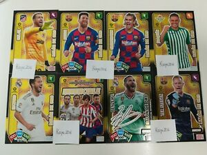 CROMOS ADRENALYN 2019-2020 SUPER CRACK VARIOS