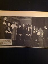 L3-9 Ephemera 1974 Article Picture Hobson's Choice Broadstairs Dickens Players