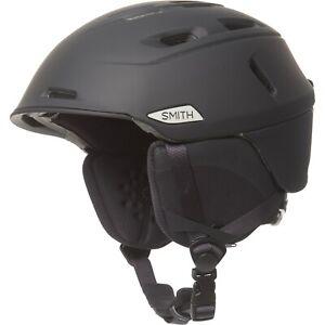 Smith Camber BOA Ski Snowboard Helmet Matte Black XL