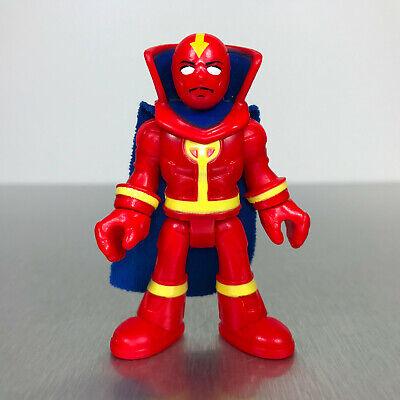 Red Tornado Lot IMAGINEXT DC Super Friends Darkseid /& Minion