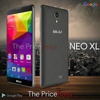 Blu Neo Xl 6.0 Hd N110u 8gb 8mp 4g H+ Dual Sim Android Studio Unlocked