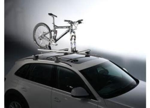 Genuine audi bicycle holder fork mount