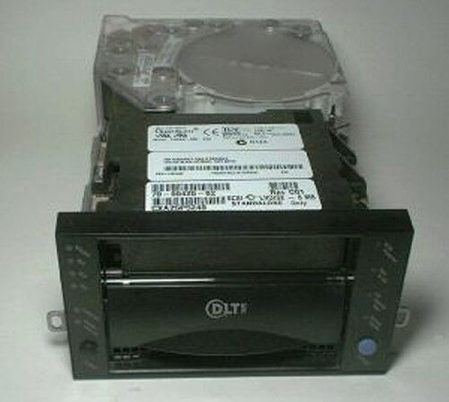 Quantum TH8AG-YF DLT8000 40 80GB LVD Standalone Internal Tape Drive