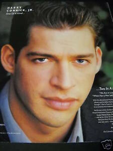 HARRY CONNICK JR. is One Of A Kind 1991 PHOTO PROMO POSTER ...