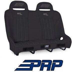Fine Details About Prp Suspension Rear Bench Seat Black Black 14 18 Polaris Rzr Xp 1000 Turbo Gamerscity Chair Design For Home Gamerscityorg