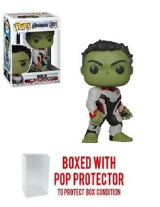 Fin de partie-Hulk avec Taco Brand New in Box Funko-Pop Marvel