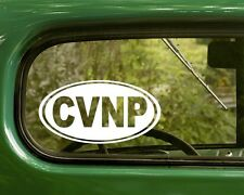 Yosemite National Park Round Sticker Auto Decal Car Truck RV Window Wall Travel
