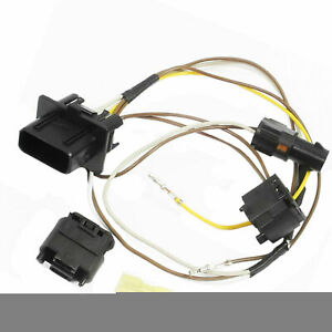 Details about For Right Headlight Wire Harness Connector Repair Kit on