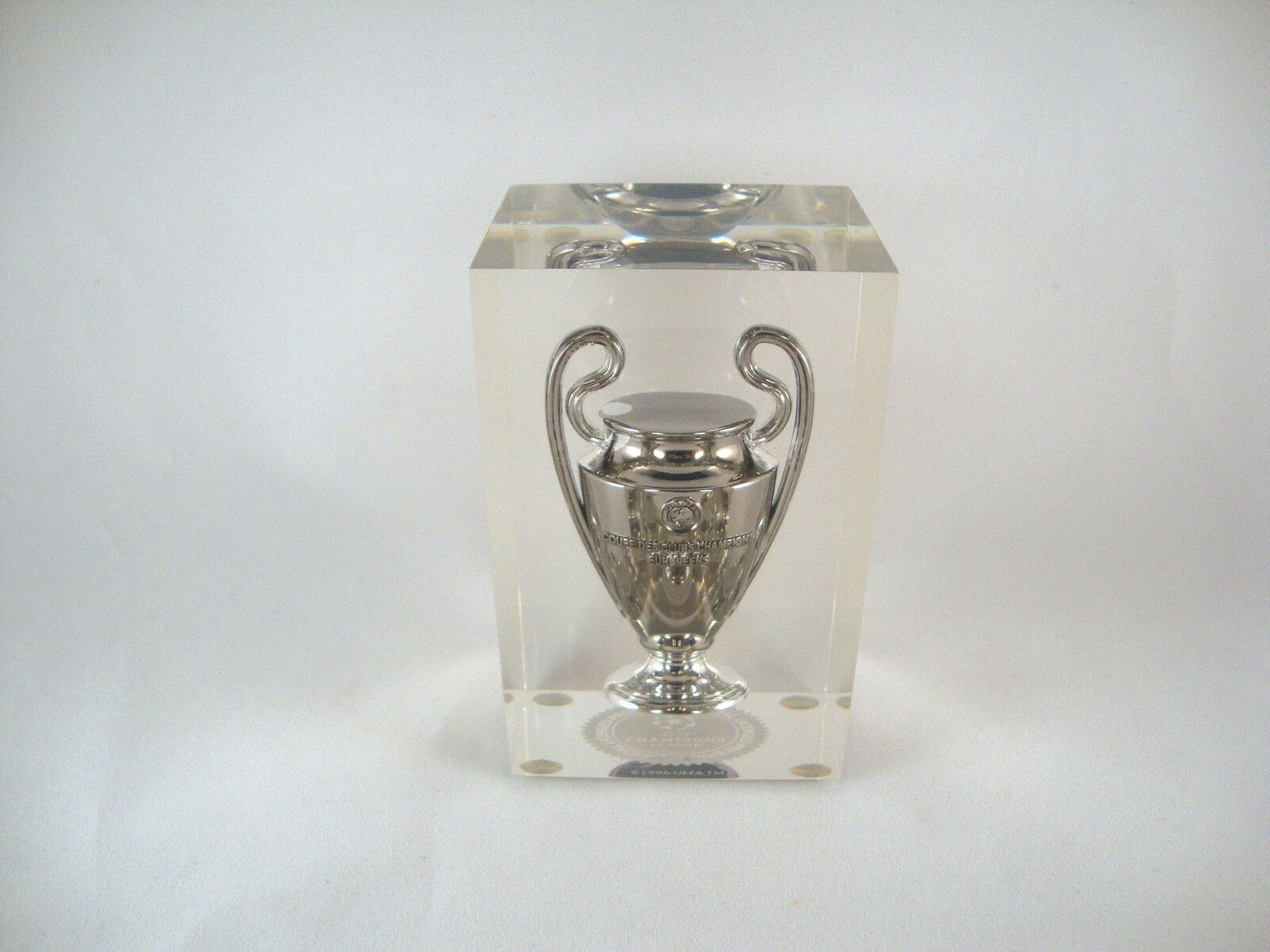 UEFA-Champions UEFA-Champions UEFA-Champions League tm Pokal 70mm in Acryl Trophy Copa CL Madrid dcd402