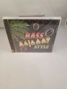 Bass-Majammy-Style-Various-CD-1995-New-Sealed