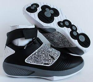 65cbb2f7c894 Nike Air Jordan XX 20 black-White-Cool Grey SZ 10.5  310455-003 ...
