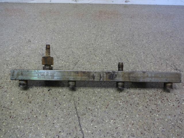 Ferrari 360 Right Hand Fuel Rail 0280151069   F360 Fuel Rail   Ferrari Fuel Rail