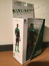 MOC Dc Comics Justice League The New 52 Green Lantern John Stewart Action Figure