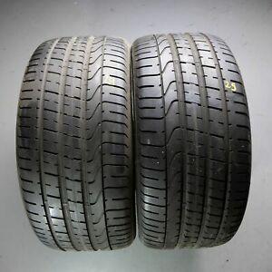 2x-Pirelli-P-Zero-MO-295-35-r21-107y-Dot-2217-pneus-d-039-ete-6-5-mm